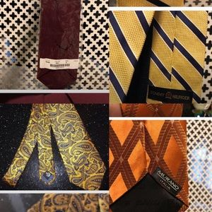 💥FLASH SALE💥Men's tie bundle MSRP $110